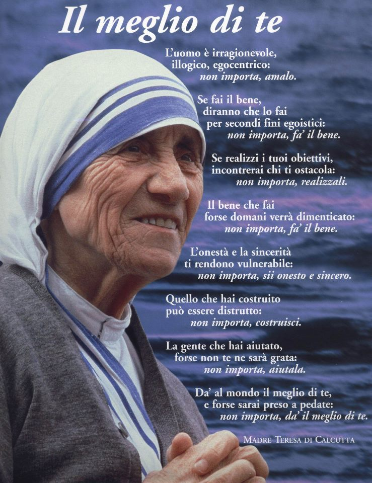 Madre Teresa, Il meglio di te dans immagini sacre Madre+Teresa+Dai+il+Meglio+di+te