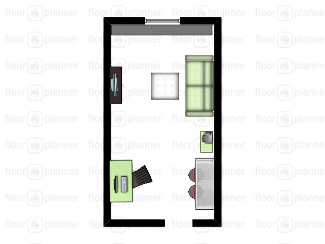 Option B -Floor Plan