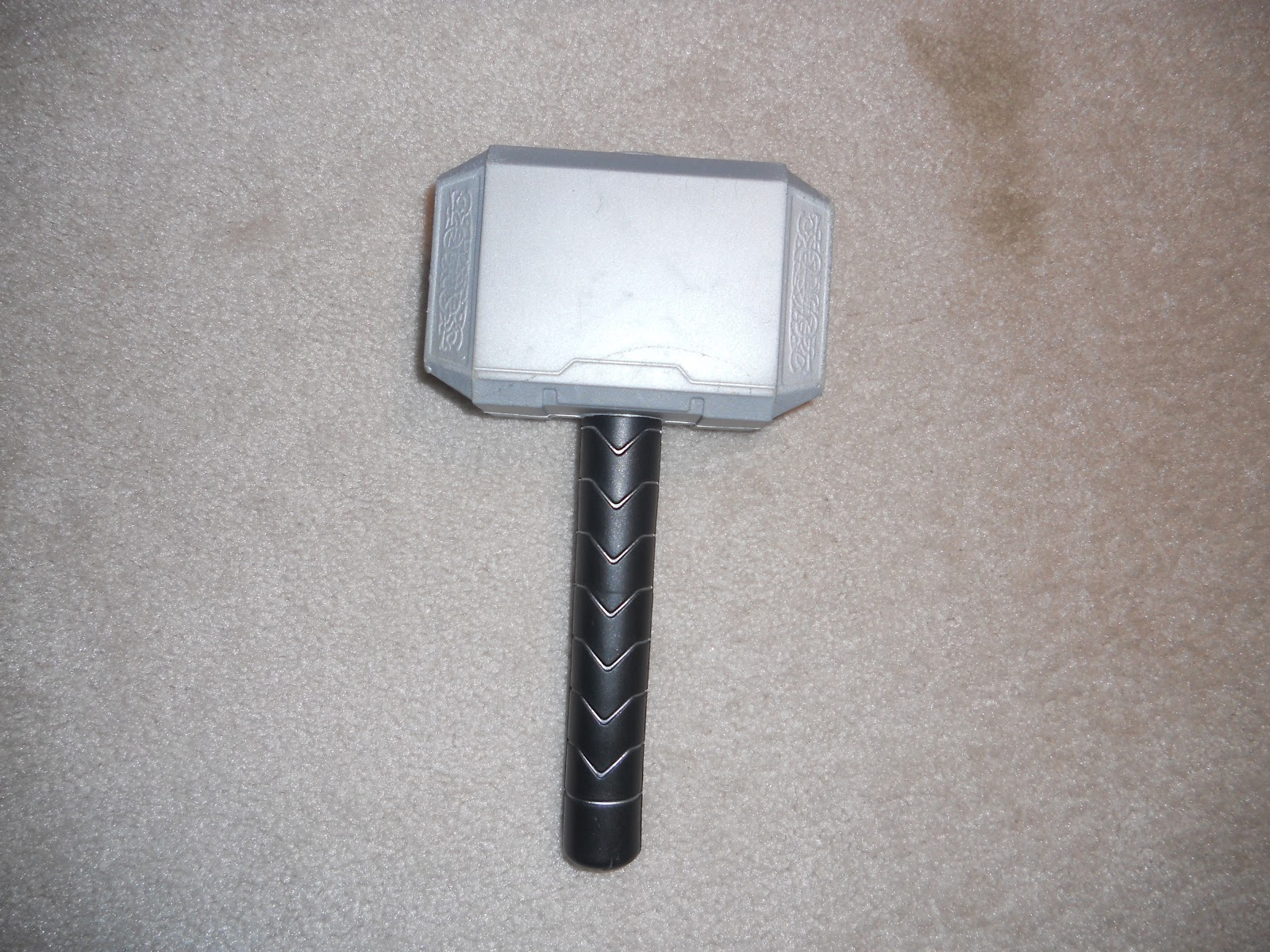 foam nation god of thunder nerf thor hammer
