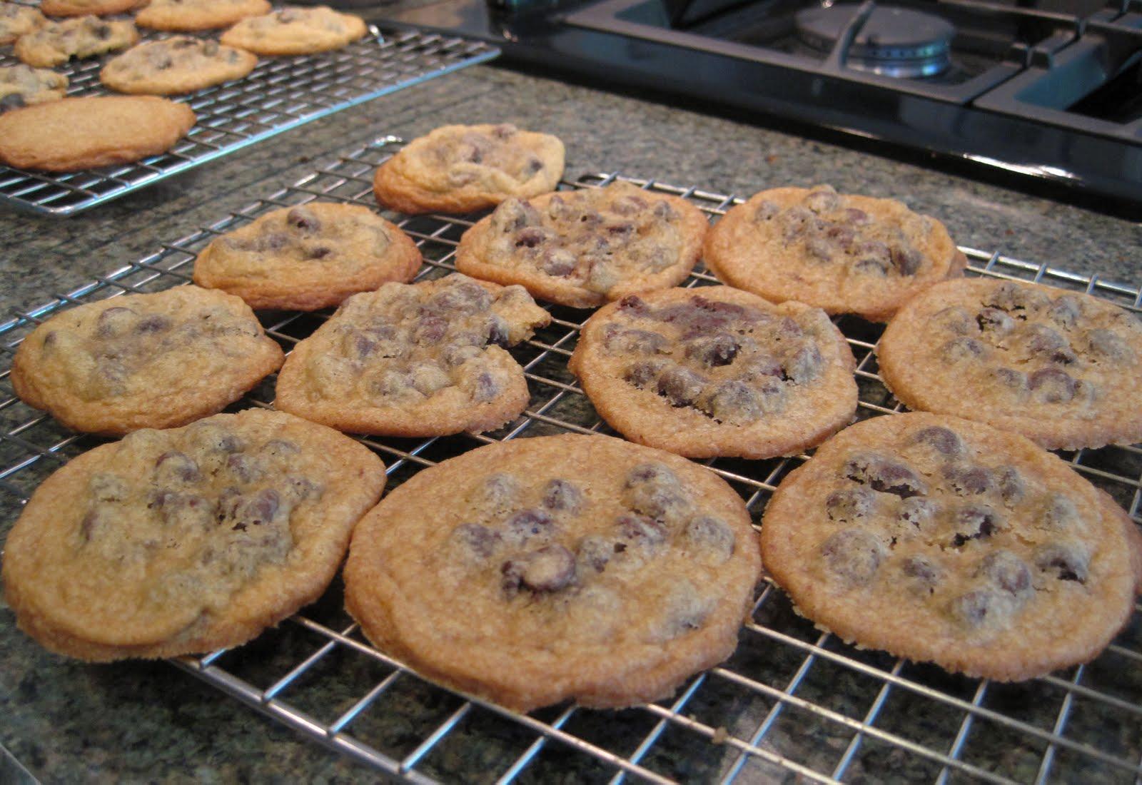 how to make cookies more crispy