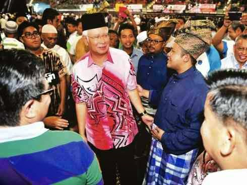 Najib sengaja tinggal amanat terpenting untuk melayu menjelang abad 21