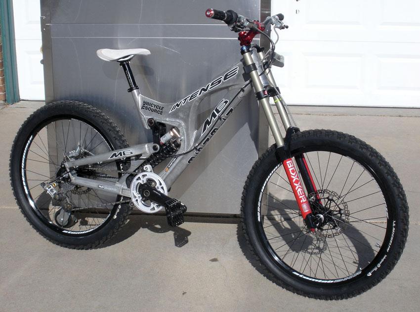 MOUNTAIN BIKING: Mountain Bike (MTB)