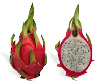 Dragon fruits, high in polyunsaturated fats