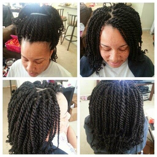 Crochet Braids Salon : ... salon craze crochet braids sometimes called tree braids in a nutshell