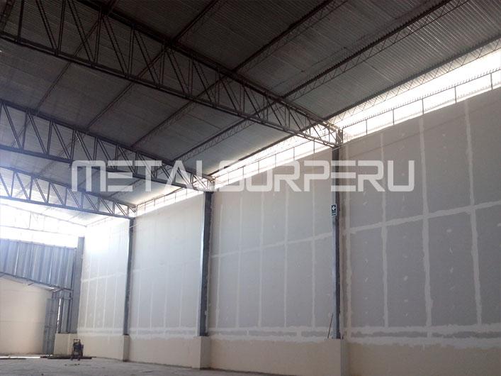 estructuras metalicas y sistema drywall