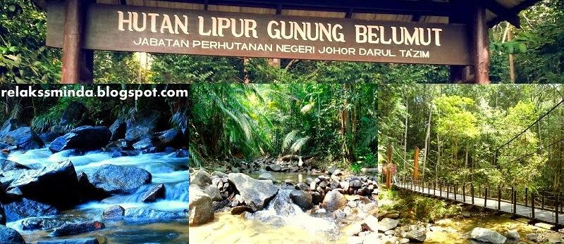 Menikmati Keindahan Alam dan Berekreasi di Hutan Lipur Negeri Johor