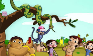 Chhota Bheem Hidden Objects