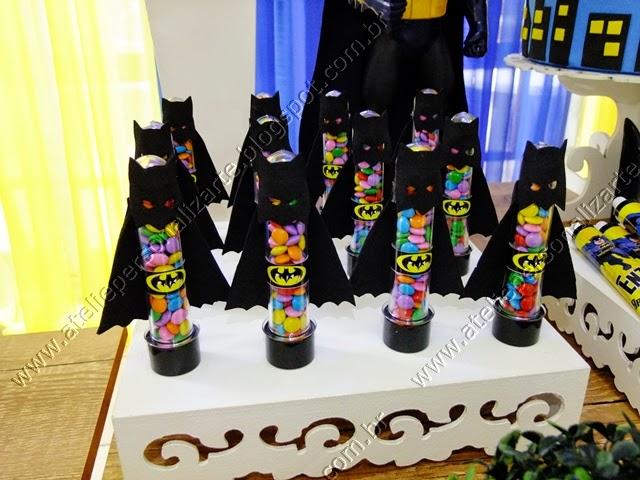 decoração festa infantil batman provençal porto alegre