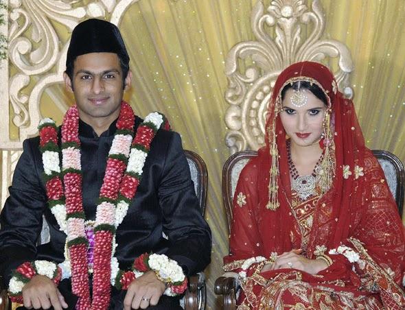Paksitani Celebrities Wedding Pictures