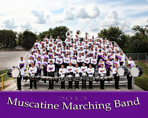 Mighty Muskie Band 2014-2015