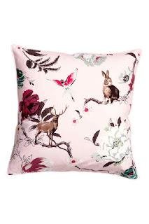 H&M: coussin-cushion