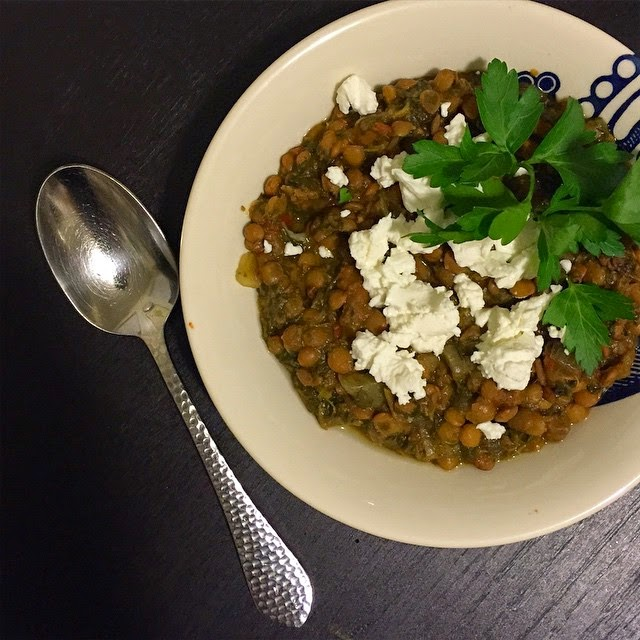Meatless Monday: Crock-Pot South Indian Lentil Stew