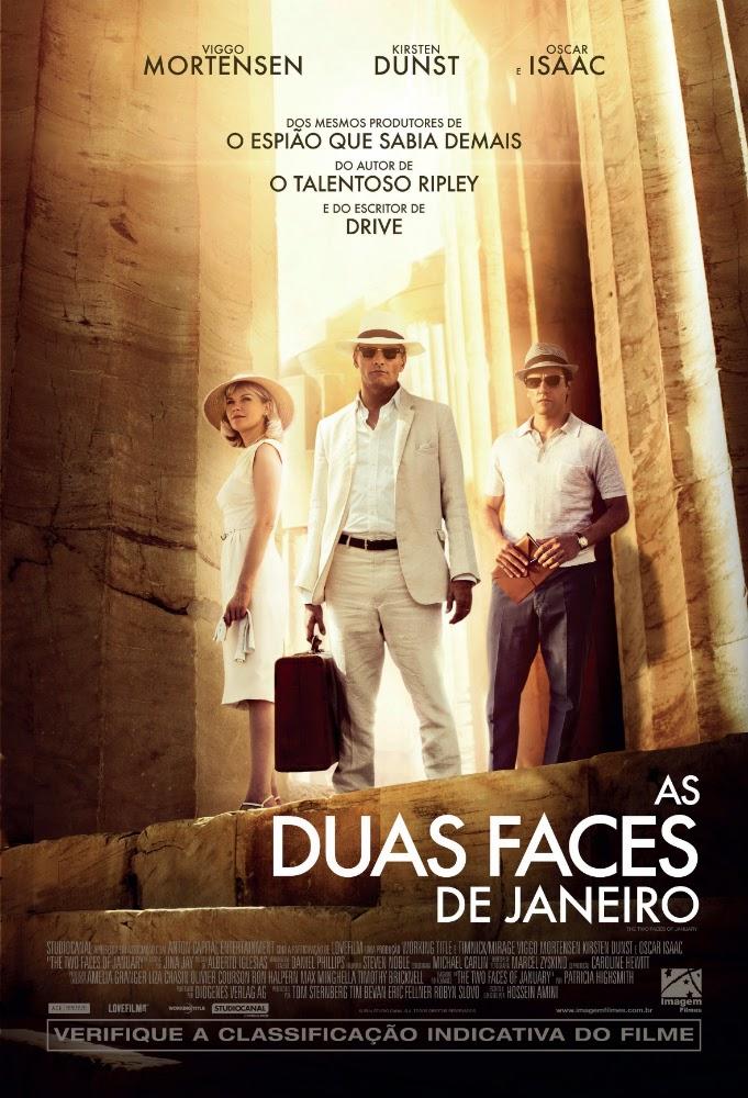 As Duas Faces de Janeiro – Dublado (2014)
