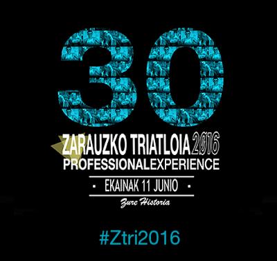 Zarautz Triathlon 2016
