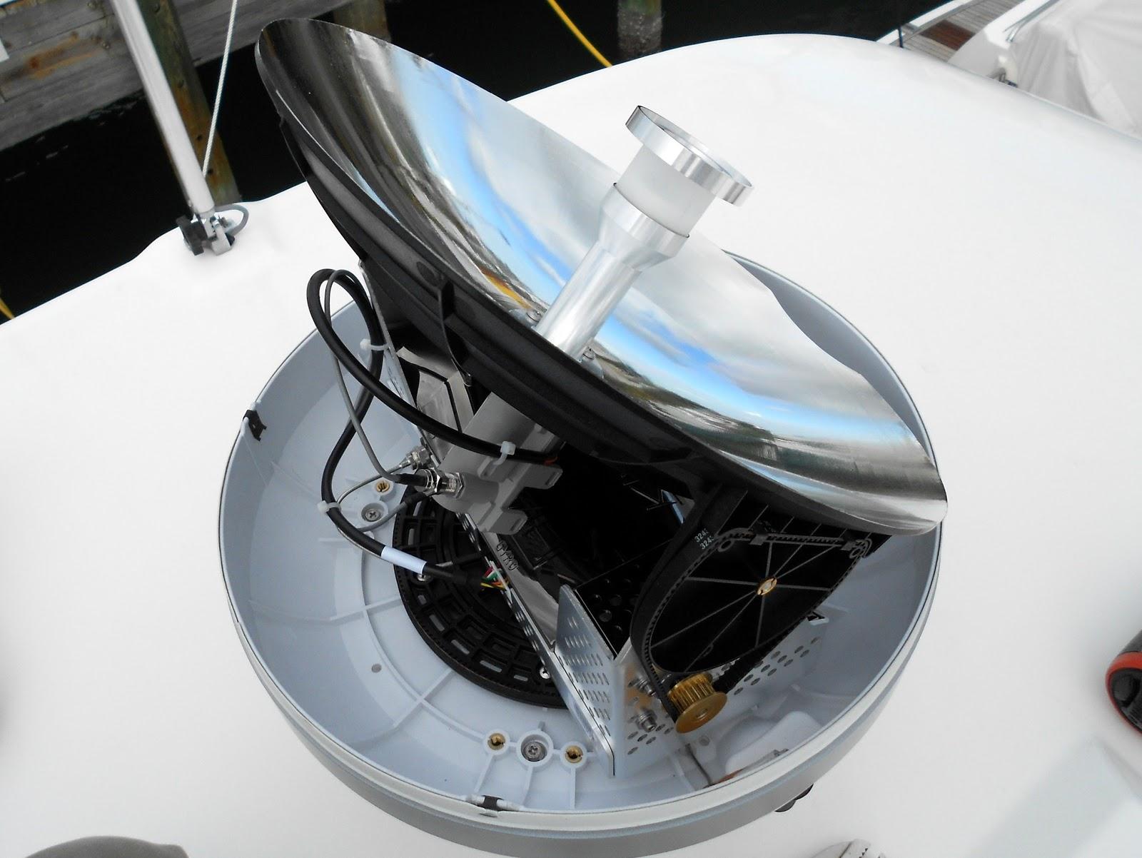 The Marine Installer's Rant: KVH M1 101