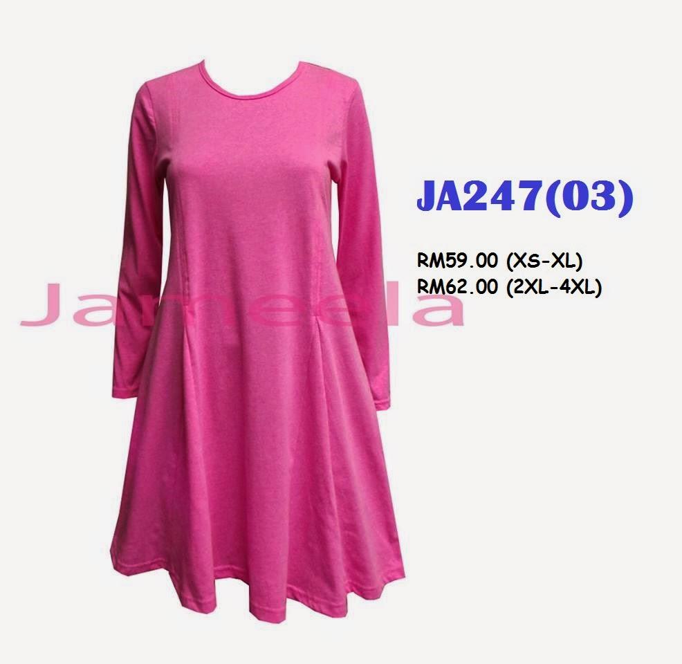 T-shirt-Muslimah-Jameela-JA247(03)