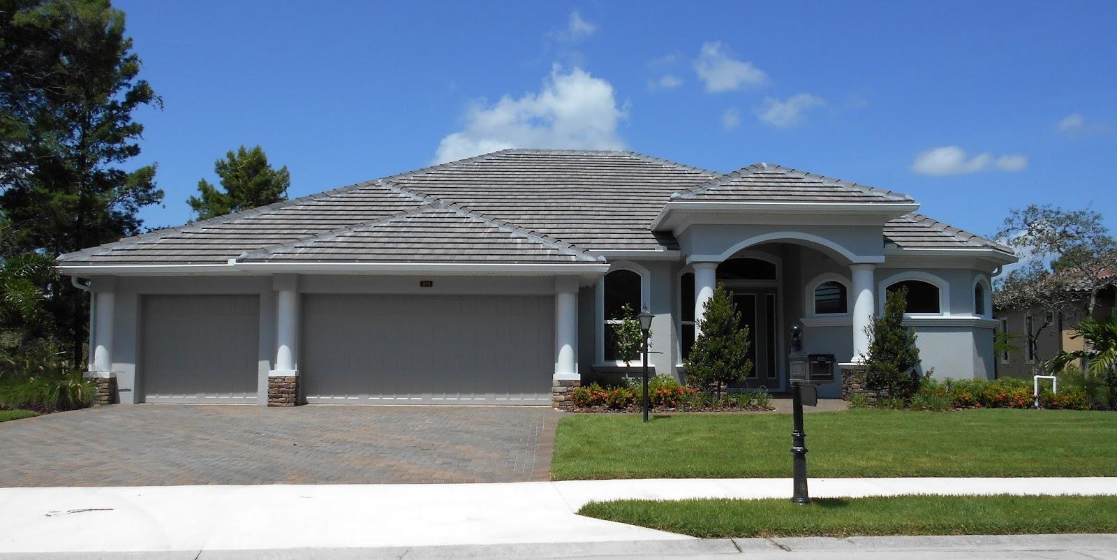 San marino estates in suntree florida executive home for Florida house builders