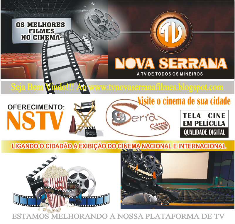 TV Nova Serrana - Cinema e Filmes