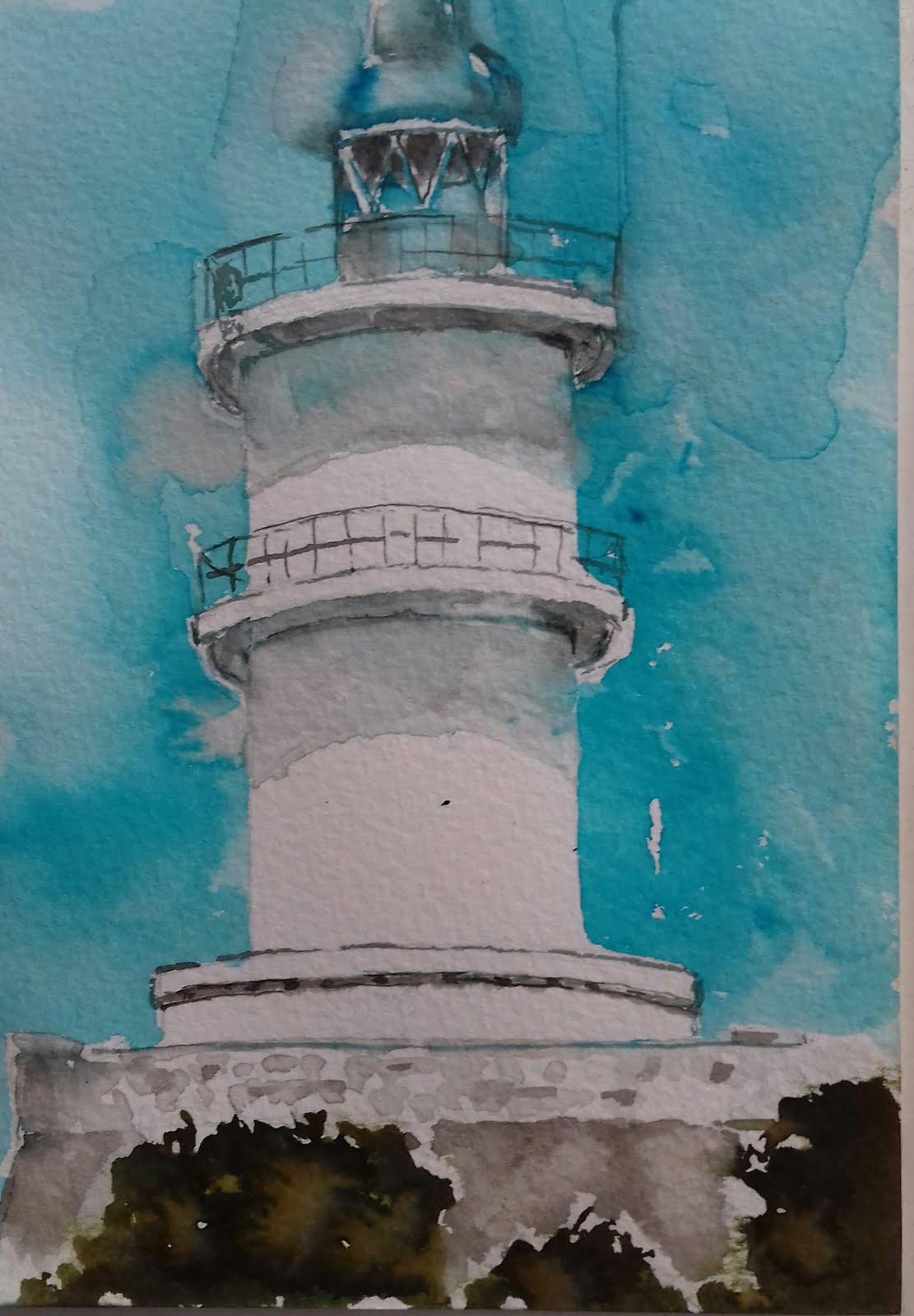 Faro del Cabo de las Huertas 3
