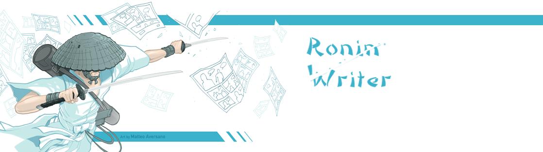Ronin Writer
