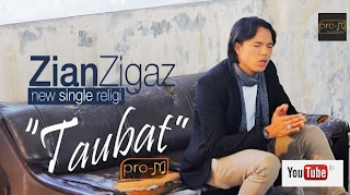 Lirik Lagu - Zian (Zigaz) - Taubat