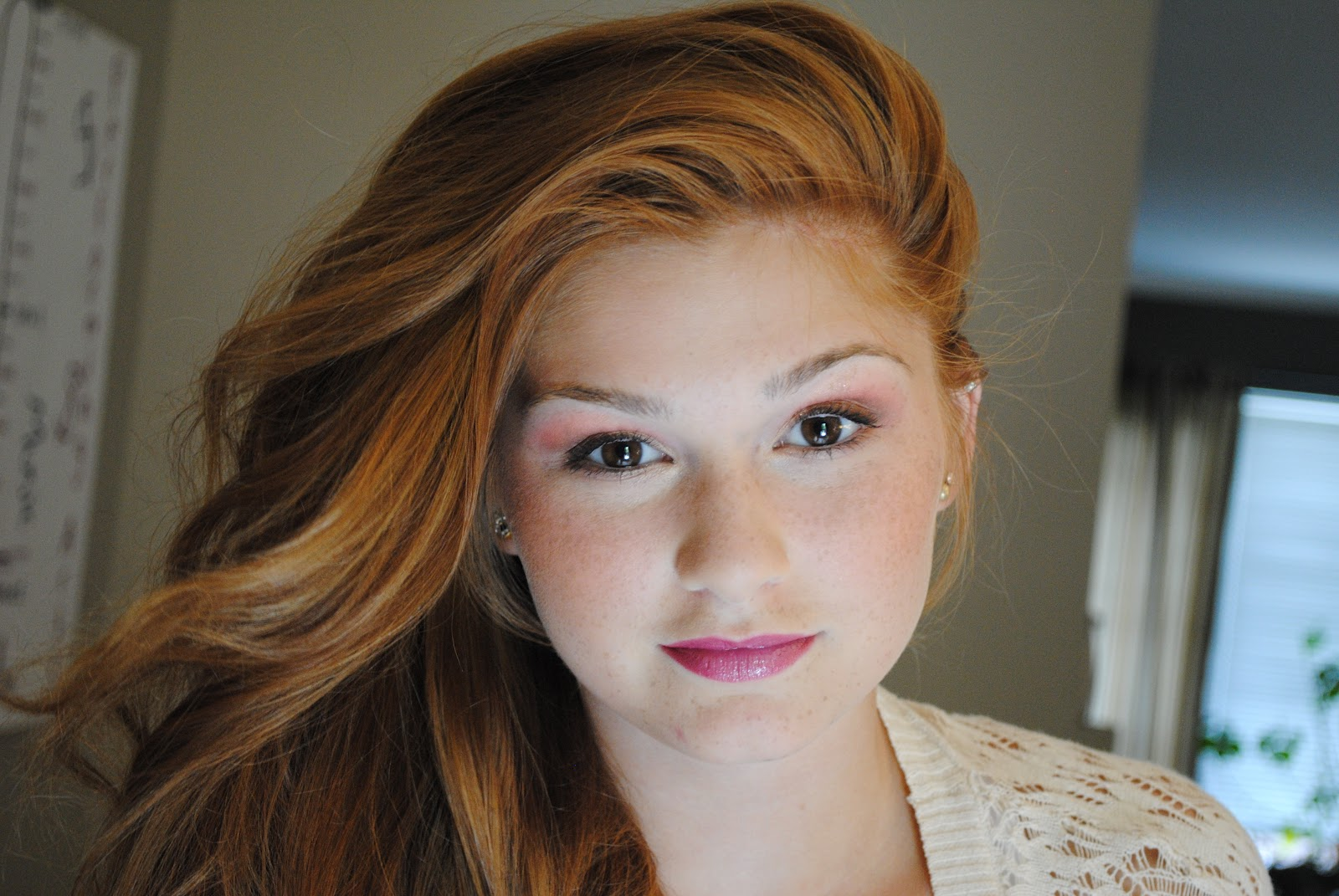 Lizzie Loves Makeup: Makeup For Redheads: Full Face Tutorial