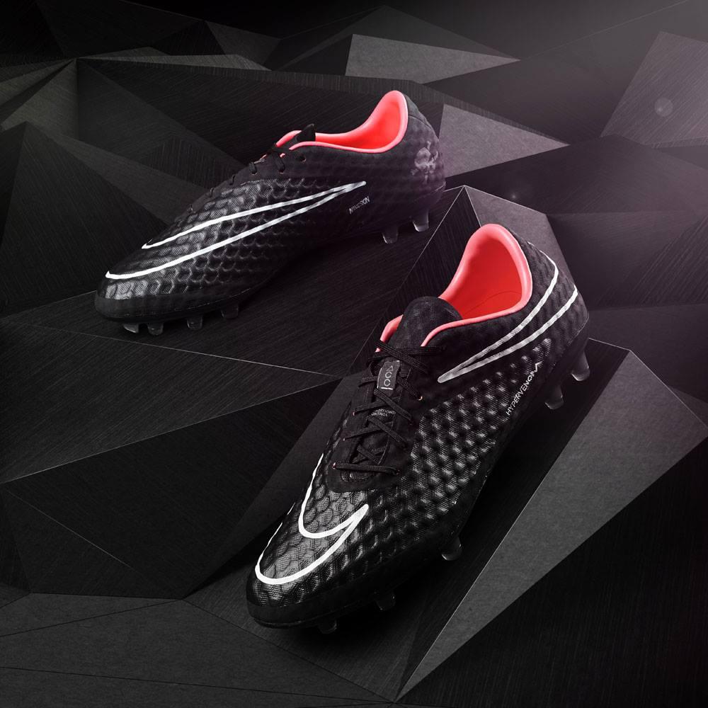 Nike Hypervenom Phantom Schwarz