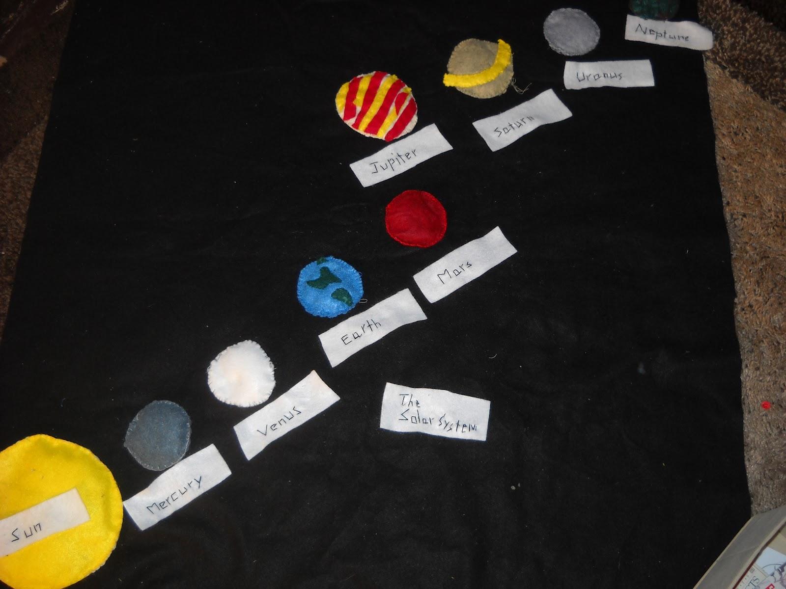 making moments count felt solar system