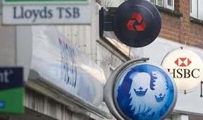 Escândalos nos Bancos Ingleses
