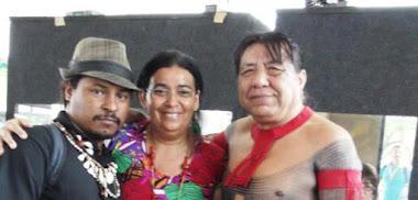 Lutar pelos direitos Indígenas