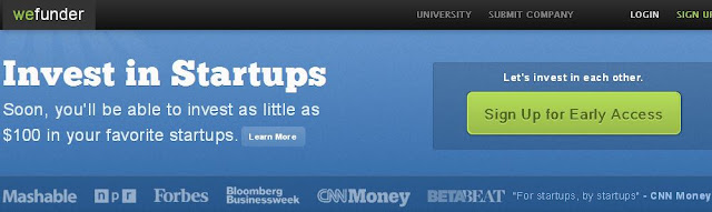 crowdfunding websites for entrepreneurs