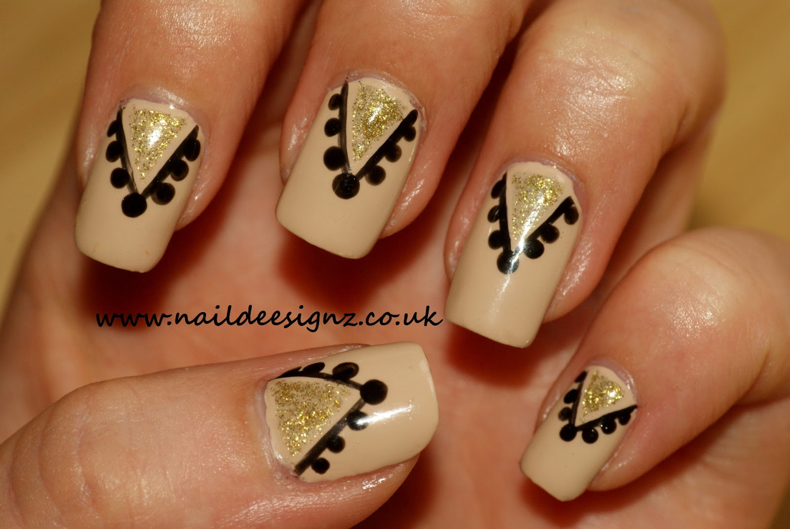 Christines nail designs easy nail designs for short nails christines nail designs easy nail designs for short nails aztec nail art prinsesfo Images