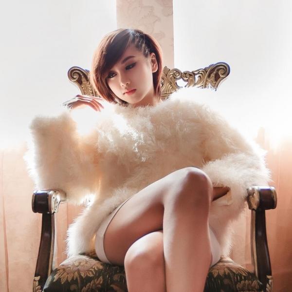 Ảnh gái đẹp HD Hot girl Linh Napie & Quỳnh Nhi 5