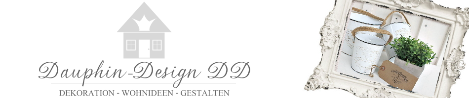 Dauphin-DesignDD Wohnen & Gestalten im skandinavisch-französischen Landhausstil