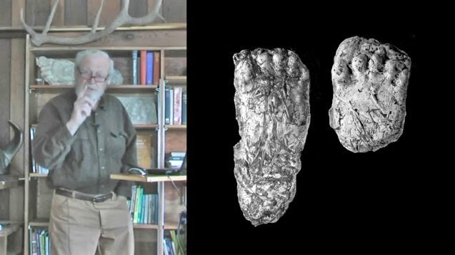 John Bindernagel Bigfoot Lecture