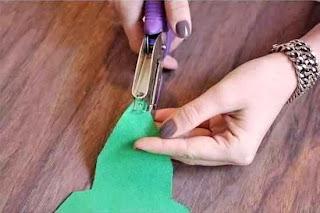 Cara Membuat Aksesoris Wanita, Dompet Amplop Kulit 3