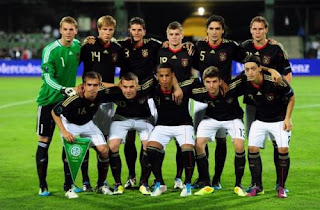 List of Official German squad at Euro 2012