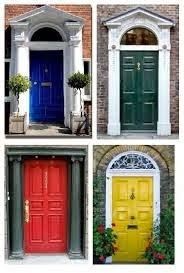 Colores de Puertas