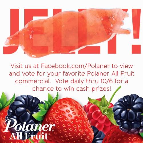 Polaner + Visa Giveaway