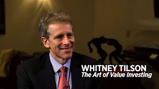 The Art Of Value Investing - Book Author Whitney Tilson Interviewed By Steve Forbes