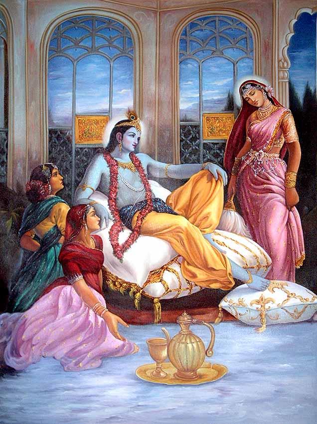 Lord Krishna And Gopis Lord Krishna 39 s Lotus Eyes