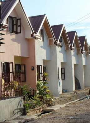 Grand Terrace Subdivision, Consolacion - House and Lot 3BR Townhouse