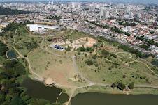 Vista aérea do Parque Central   Foto :Norberto da Silva-PMSA