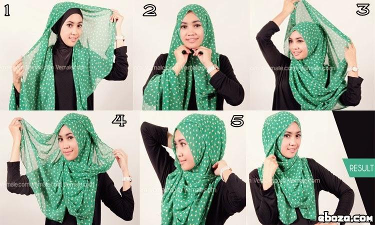Itulah beberapa Tips dan Trik mamakai kerudung jilbab yang bikin anda ...