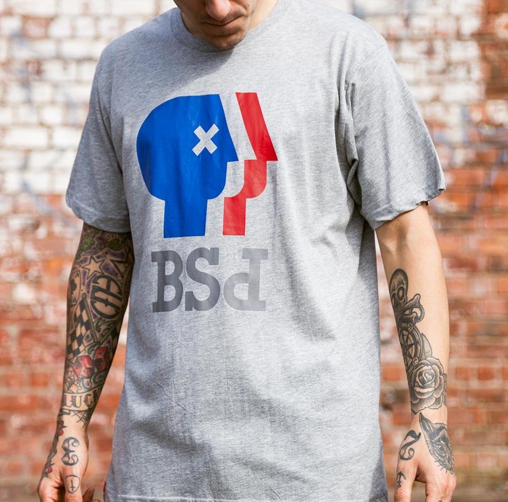 Camisetas BSD $65.000