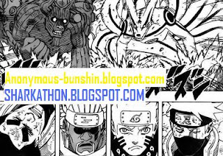Komik Naruto Chapter 610