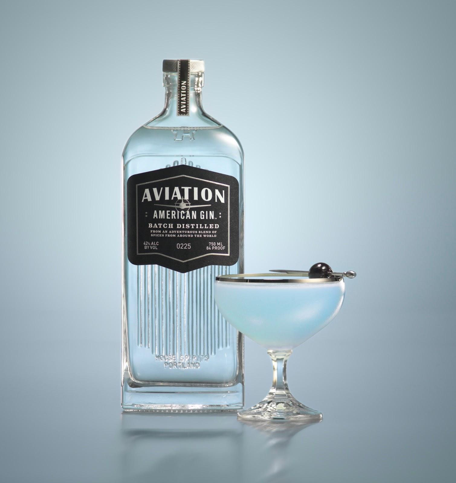 Aviation Cocktail Recipe — Dishmaps