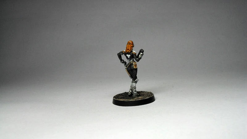 COMM-TECH - DIRE FOES MISSION PACK 3: DARL MIST - INFINITY THE GAME 4