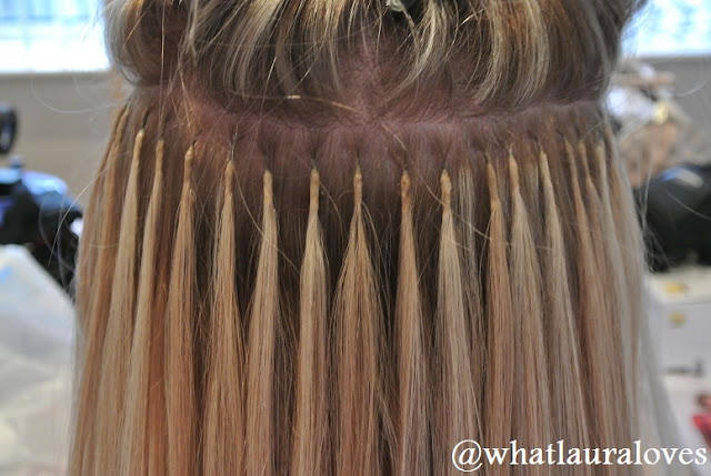 Hair Extension Length Options 24