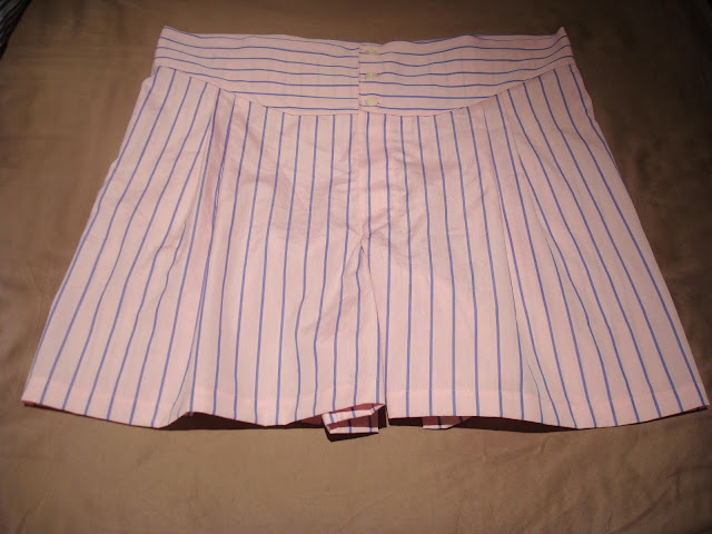 French back boxer shorts